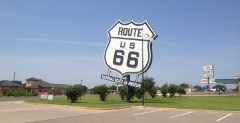 Route 66 National Museum in Elk City, OK